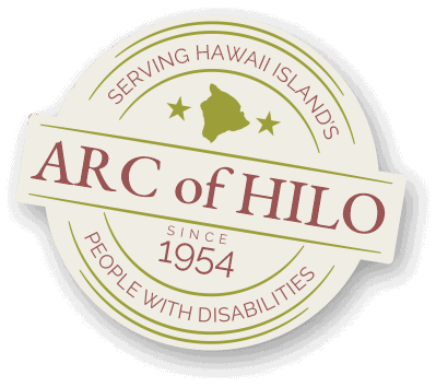 Arc of Hilo Serving Hawaii Island's People with Disabilities since 1954